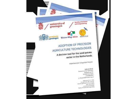 Onderzoek adoptie van precisielandbouw