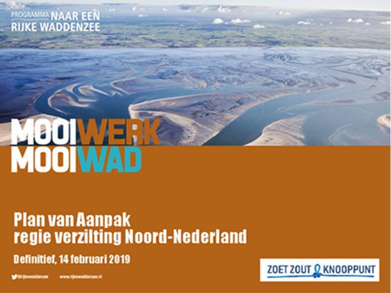 Plan van aanpak Verzilting Noord Nederland