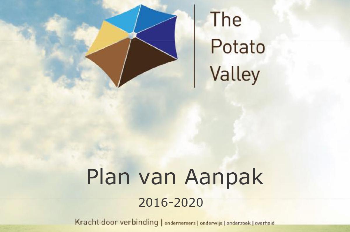 Plan van Aanpak 2016 - 2020